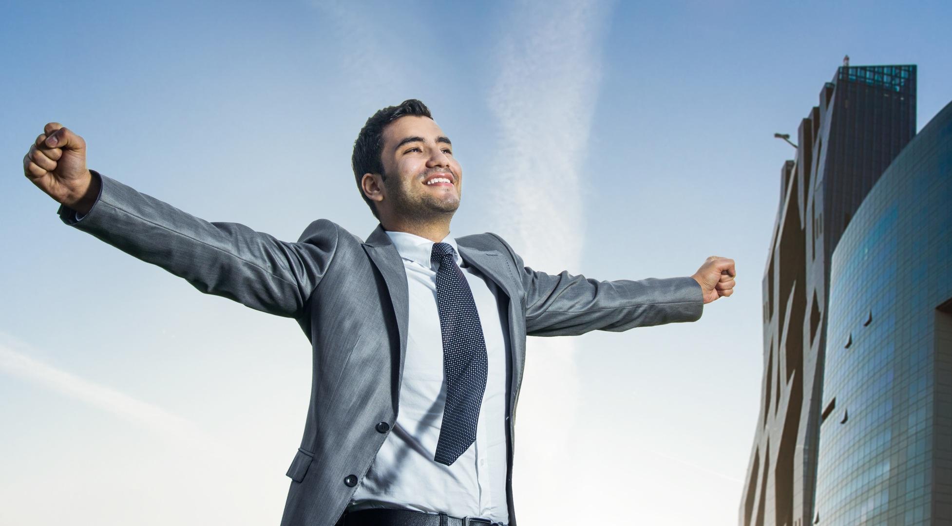 Erfolgreiche Unternehmerbewertung