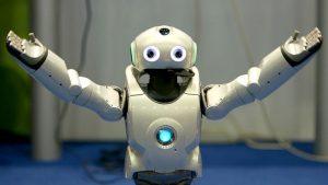 Roboter kommen